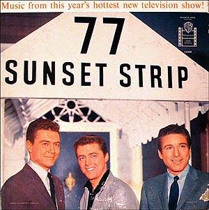 77 Sunset Strip- Soundtrack details - SoundtrackCollector.com