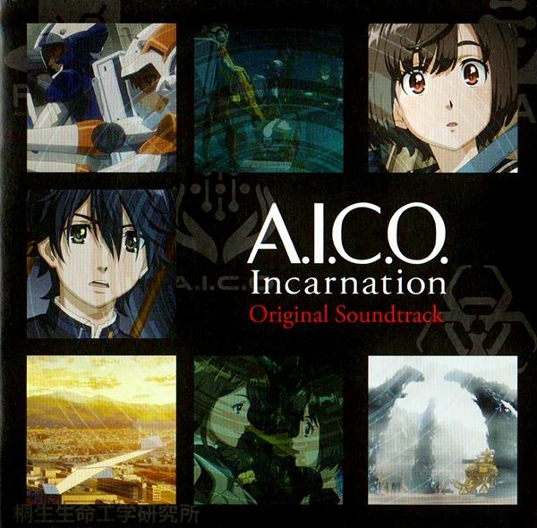 A.I.C.O. : Incarnation 02 Vostfr AICOIncarnation_CD