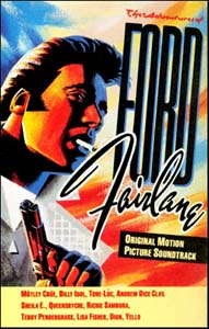 Adventures Of Ford Fairlane The Soundtrack Details