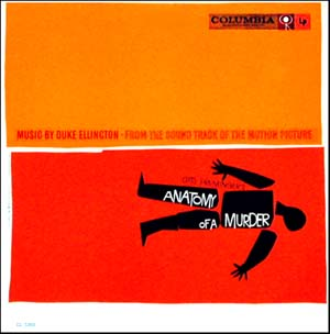 Anatomy Of A Murder- Soundtrack details - SoundtrackCollector.com