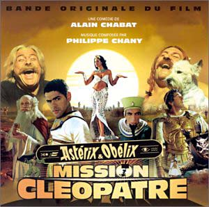 Image result for asterix et obelix mission cleopatre