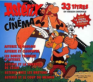Vladimir Cosma Asterix Et La Surprise De Cesar