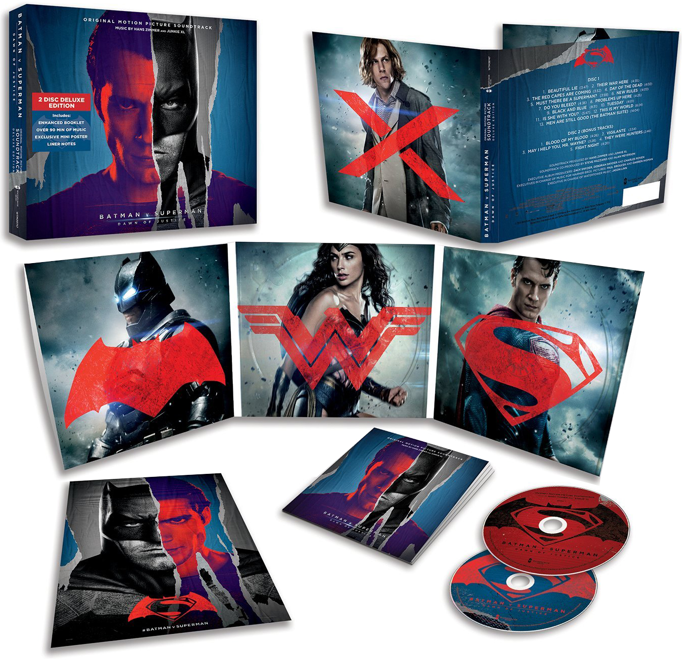 batman vs superman ost