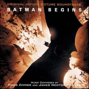 Batman Begins- Soundtrack details - SoundtrackCollector.com
