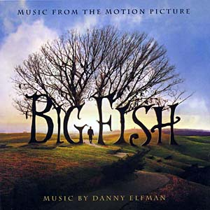 big fish soundtrack details