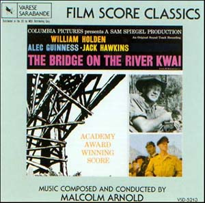 musik bron över floden kwai