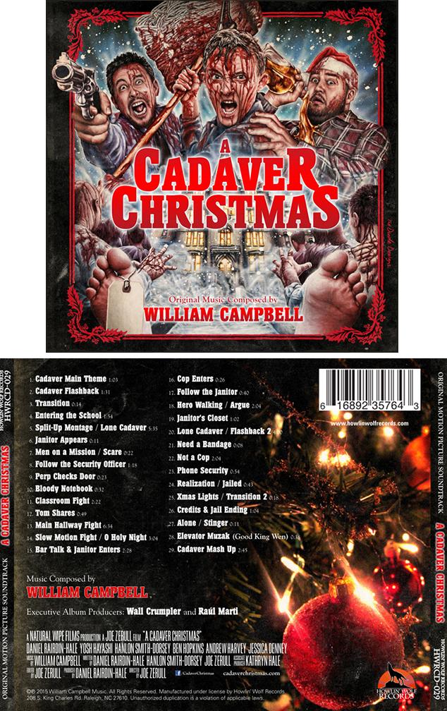 howlin - A Cadaver Christmas
