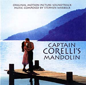 Captain Corelli's Mandolin- Soundtrack details ...