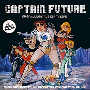 captain future soundtrack details. Black Bedroom Furniture Sets. Home Design Ideas