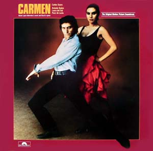 carmen soundtrack details soundtrackcollectorcom