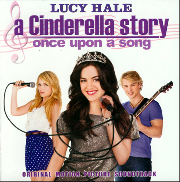 cinderella story a once upon a song soundtrack details