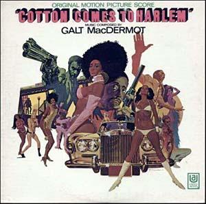 Cotton Comes To Harlem Soundtrack Details