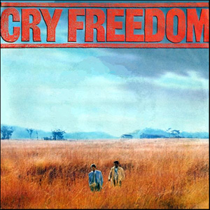 cry freedom movie essays Today we did something really different, we actually watched a movie called cry freedom in the first class of this course professor adam had already told us that we would watch this film which was one of his most favorite movies, this movie was quite relative with what we we've been taught about the newspaper bias.