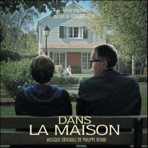 Dans la maison soundtrack details for Aoutats dans la maison