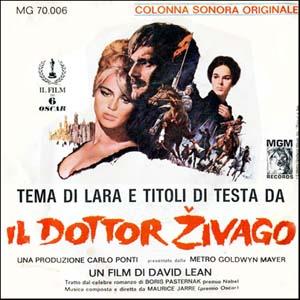 Doctor Zhivago (Original Sound Track Album)