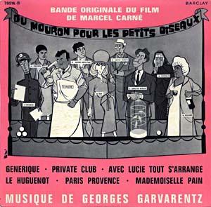Du mouron pour les petits oiseaux soundtrack details for Les petits oiseaux