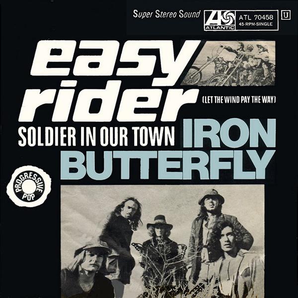 easy rider soundtrack essay