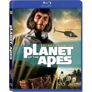 Escape del Planeta de los Simios - 1971 [HD] [720p] [Sub]