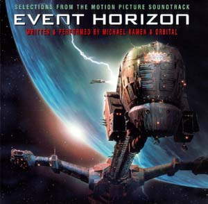 Michael Kamen & Orbital - Event Horizon (Selections From The Motion Picture Soundtrack)