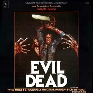 Evil Dead The Soundtrack Details Soundtrackcollector Com