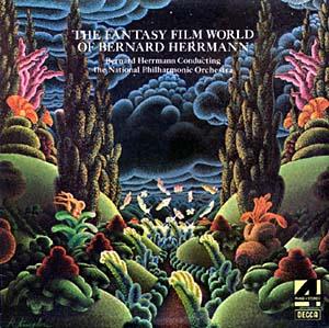 fantasy film world of bernard herrmann the soundtrack details. Black Bedroom Furniture Sets. Home Design Ideas