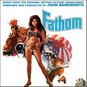 John Dankworth Fathom Original Motion Picture Soundtrack Album