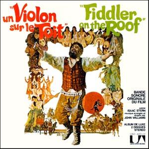 Fiddler On The Roof Soundtrack Details