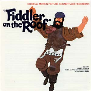 Fiddler On The Roof Soundtrack Details
