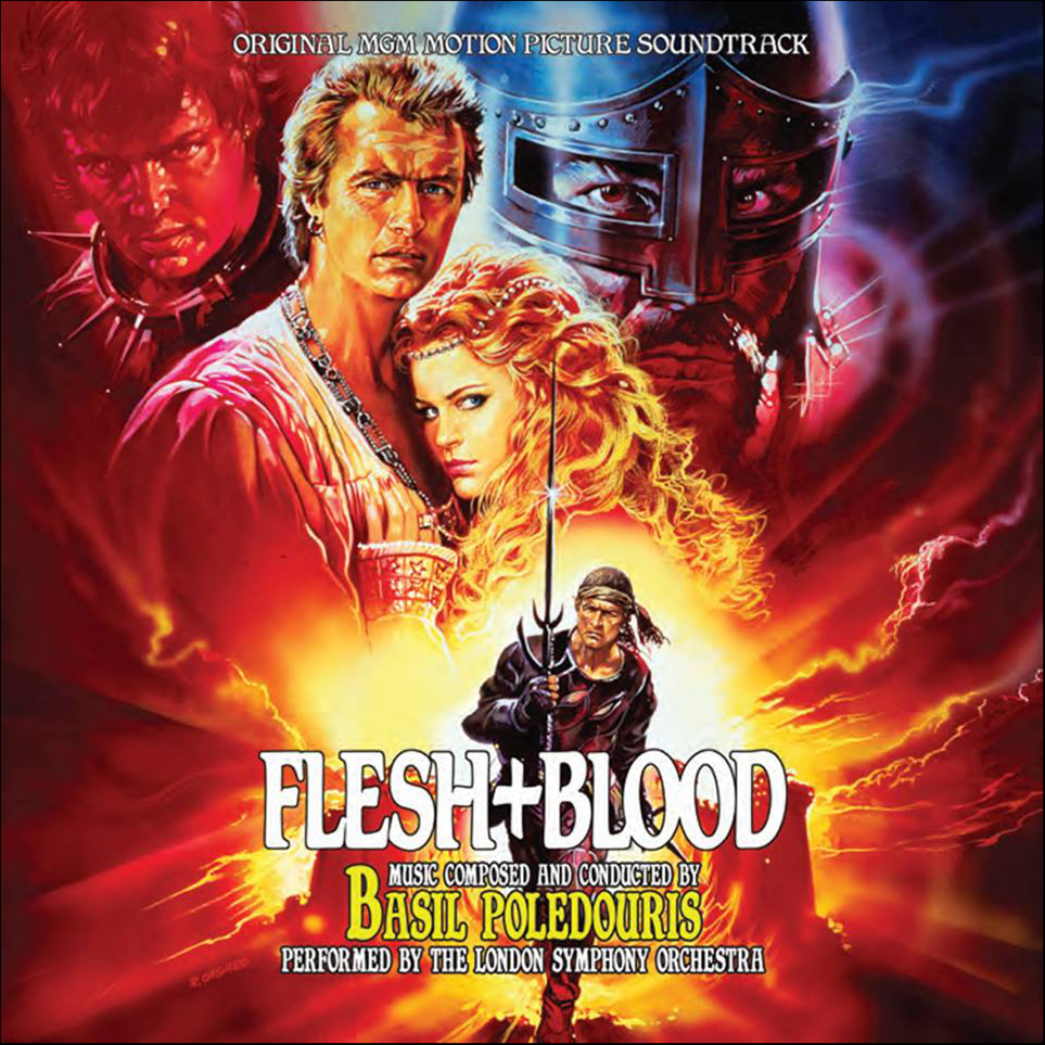 flesh and blood - photo #8