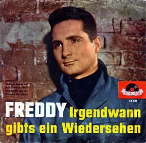 Freddy Quinn Freddy Und Die Dominos - Rosalie