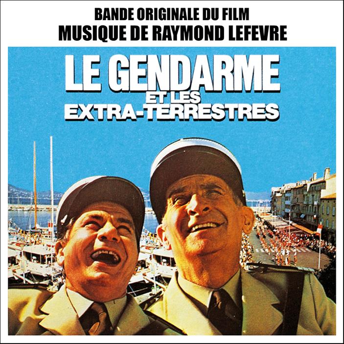 Le gendarme et les extra terrestres 1979