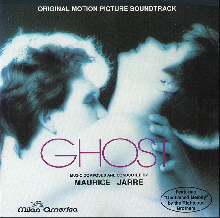 Ghost soundtrack details for Spirit colonna sonora