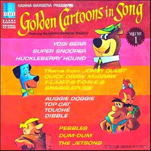 Golden Cartoons In Song- Soundtrack details