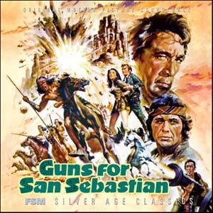 Guns for San Sebastian Bataille De San Sebastian La Soundtrack details