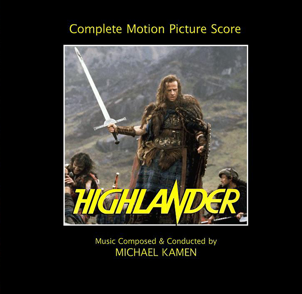 Queen Highlander Soundtrack: Highlander- Soundtrack Details