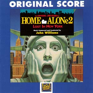 Home Alone 2: Lost In New York- Soundtrack details ...