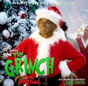 How The Grinch Stole Christmas- Soundtrack details ...