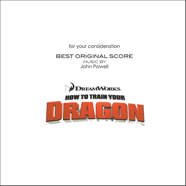 How to train your dragon soundtrack details soundtrackcollector dreamworks animation skg no label number ccuart Image collections