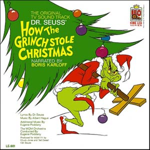 How The Grinch Stole Christmas!- Soundtrack details ...