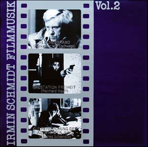 Irmin Schmidt - Filmmusik Vol. 3 & 4