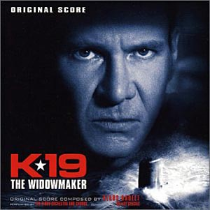 K 19 The Widowmaker Hollywood Records HR 62371