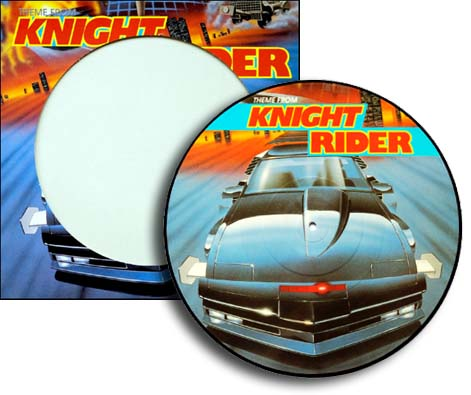 Laser-Cowboys Theme From Knight Rider