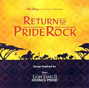 the lion king 2 soundtrack love will find a way 2 we are one cam clarke, charity sanoy & ladysmith black mambazo 3:45 3 upendi gene miller, liz callaway & robert guillaume 2:54 4 one of us the chorus of the lion king 2: simba's pride 2:39 5 my lullaby andy dick, crysta macalush & suzanne pleshette 2:53 6 love will find a way.