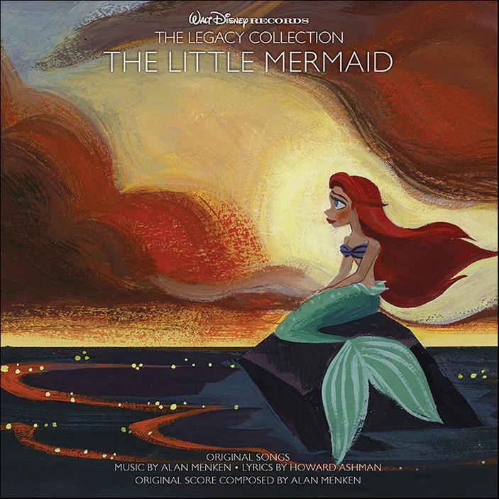 Little Mermaid, The- Soundtrack details ...
