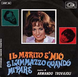 Armando Trovaioli E La Sua Orchestra La Famiglia Benvenuti Colonna Sonora Originale Della Trasmissio