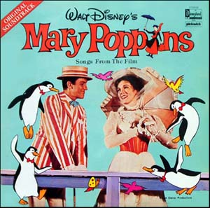 mary poppins soundtrack details soundtrackcollectorcom