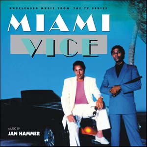 Soundtrack from miami vice