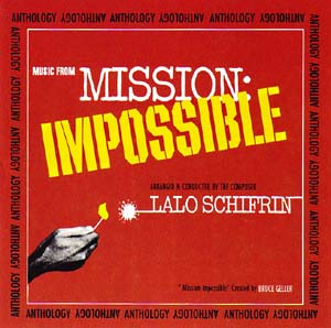 music from mission impossible soundtrack details. Black Bedroom Furniture Sets. Home Design Ideas