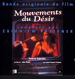 Zbigniew preisner mouvements du d sir flac 1994 for Miroir du desir