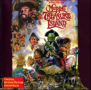 Muppet Treasure Island Soundtrack Details